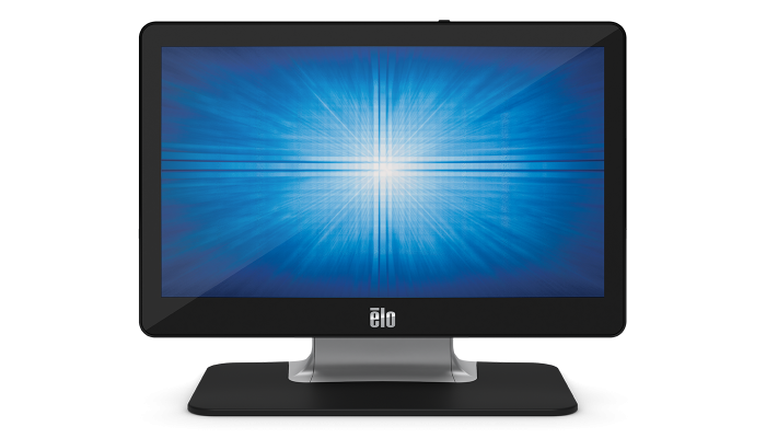 """Elo  15/"""" Touchscreen Monitor with MSR Attached"""