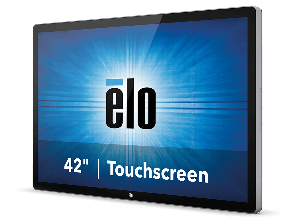 Elo touchscreen conference room display solution