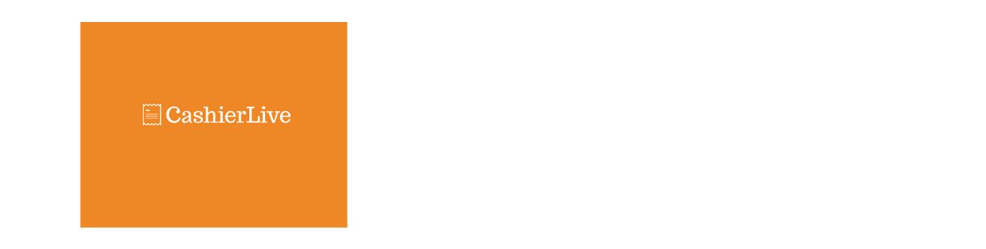 Cashier Live logo