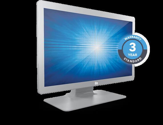 Elo touchscreen monitor for healthcare warranty