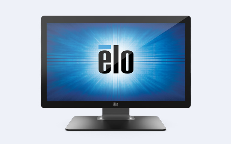 Elo touchscreen monitors