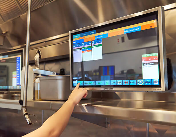 Kitchen Display Systems